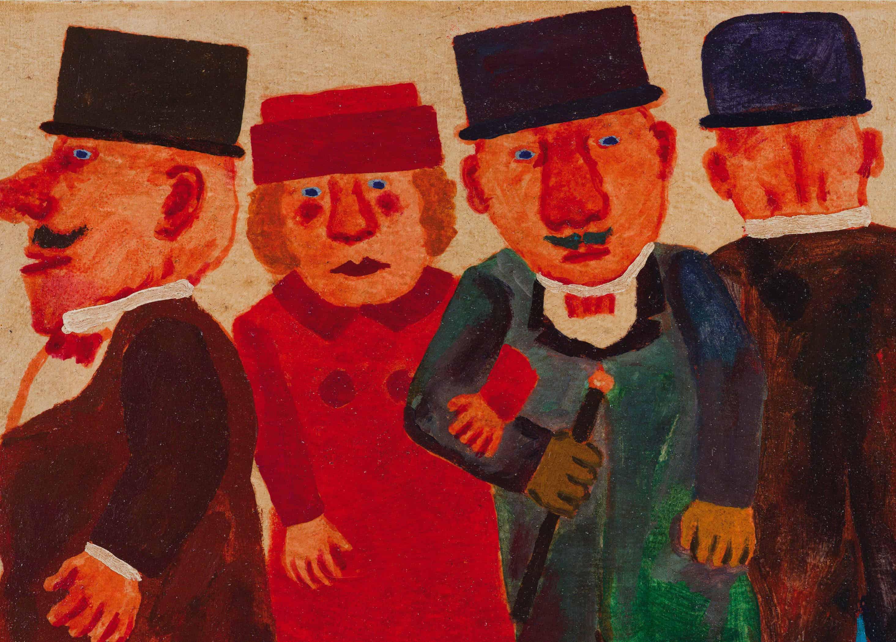Franz-Borghese-Pittura-vendita-compro